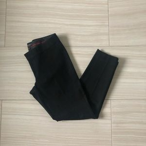 Black Sloan ankle pant.